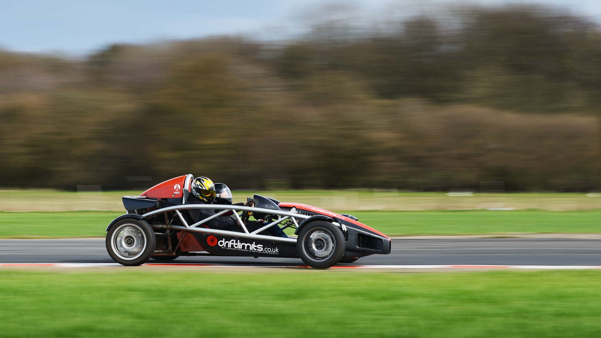 Drift Limits Ariel Atom 300
