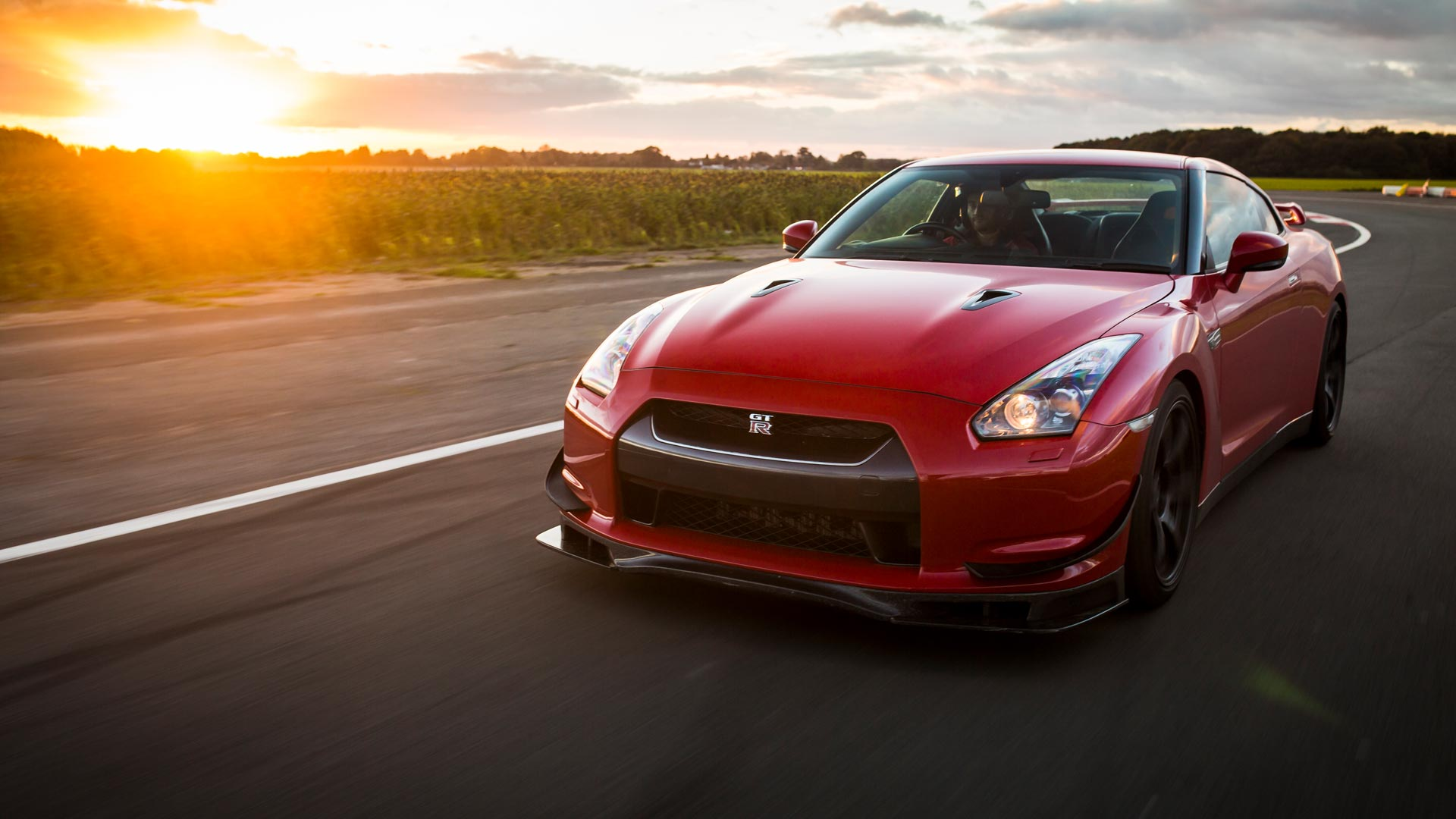 Nissan Gtr Drift Limits Performance