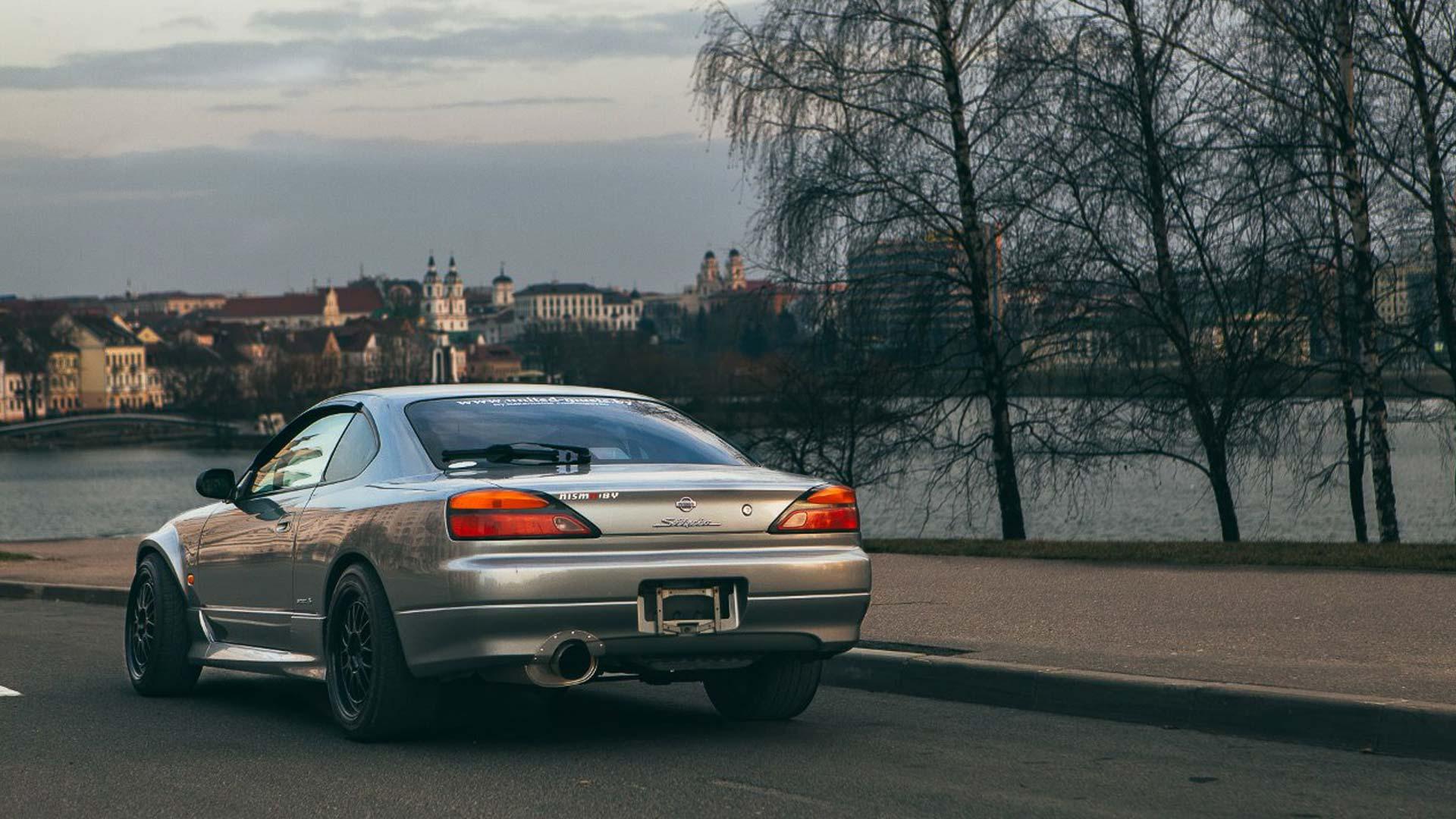 Nissan S15 Drift Limits Performance